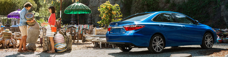 2016 Toyota Camry Trim Level Breakdown